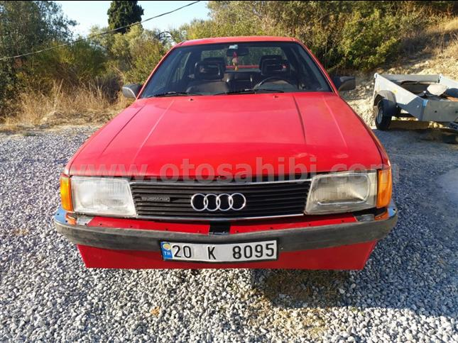 1985 MODEL AUDİ 200 TURBO QUATTRO