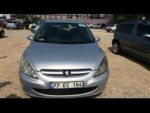 PEUGEOT 307 1.4HDİ XR SUNROOF