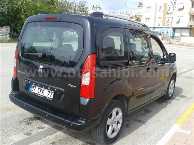 minivan, van & panelvan > peugeot > partner > tepee 1.6 hdi