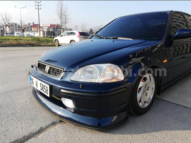 LPG Lİ HONDA CIVIC 1.4 İES GP