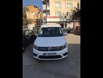 CADDY 2.0 EXCULİSİVE TDİ DSG