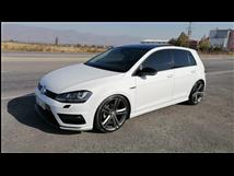 HATASIZ FULL DOLU R PAKET VW GOLF