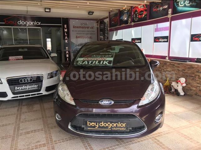 2011 MODEL, FORD FİESTA 1.4 TDCİ , TİTANİUM X ,