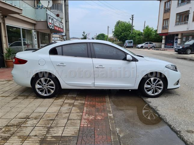 Sahibinden fluence model2016 Km54.000