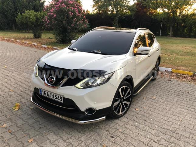 2016 NİSSAN QASHQAİ 1.6 DCİ PPPACK SUNROOF