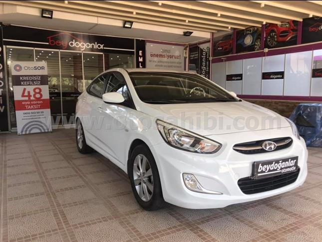 2015 MODEL , HYUNDAİ ACCENT BLUE - 1.4 D-CVVT
