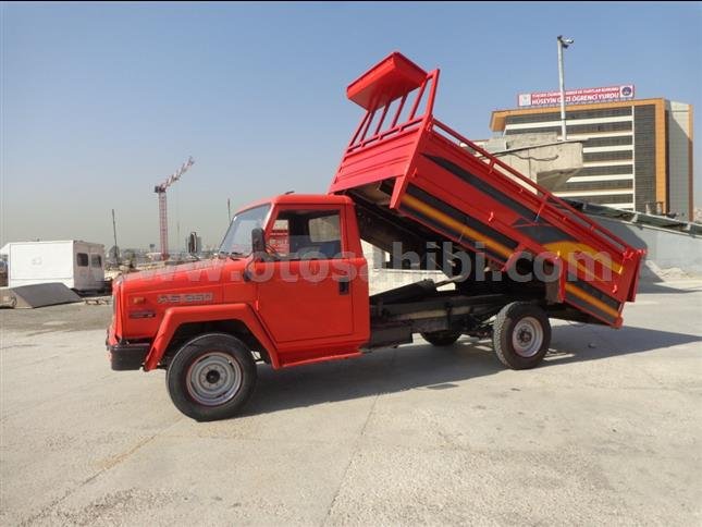 2000 MODEL ORJİNAL SIFIR DAMPERLİ 108 BİNDE AS 250