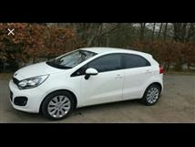 2013 model 1.4 dizel kia rio fancy paketi 84 binde