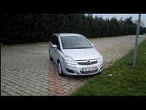 2008 ZAFİRA 1.6 ENJOY LPG